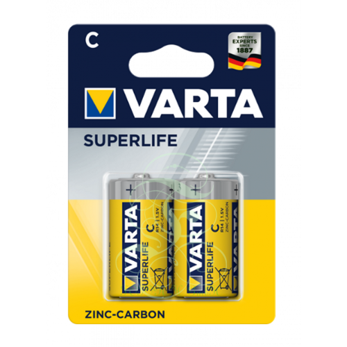 Varta Superlife C