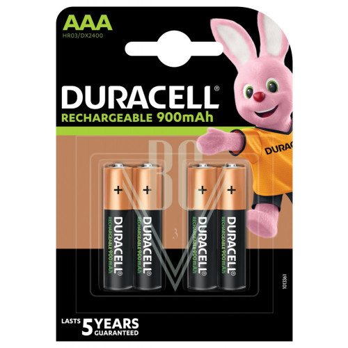 Duracell Recharge Ultra AAA 900mAh